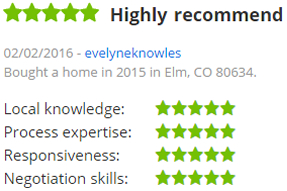 Highly Recommended Realtor Fort Collins